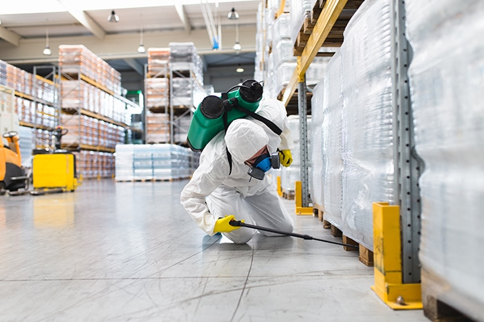 Commercial Pest Control Manchester
